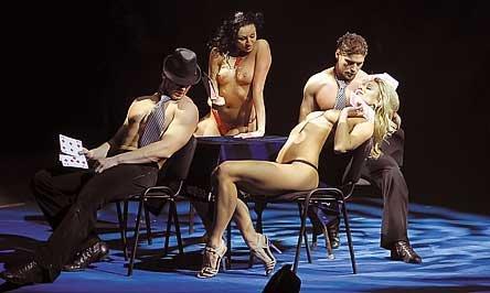 Театры эротики фото